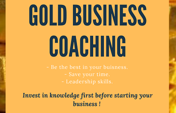 Gold business coaching