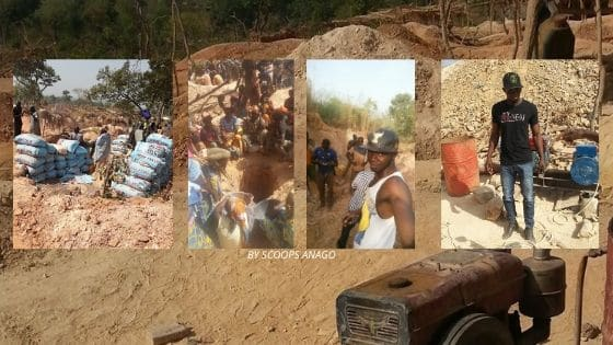 ARTISANAL AND SMALL SCALE GOLD MINING IN WEST AFRICA 1
